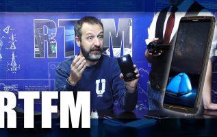 RTFM#38 - CUBOT King Kong 3 - Κινητό τηλέφωνο για σκληρή χρήση