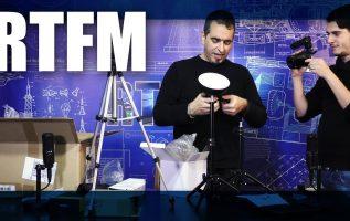 RTFM#40 - Video Gear Kit με λίγα λεφτά