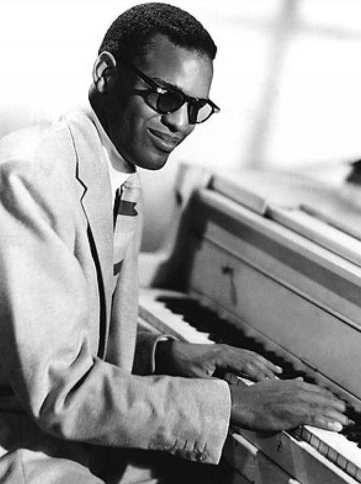 Ray Charles (September 23, 1930 - June 10, 2004).... 1