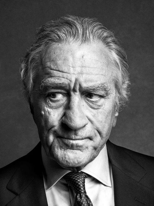Robert De Niro photographed by Marco Grob.... 1