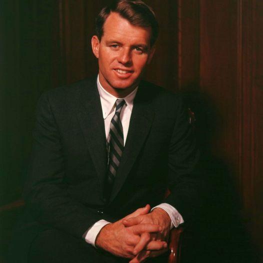 Robert F. Kennedy (November 20, 1925 - June 6, 1968) was assassinated on this da... 1