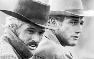 Robert Redford and Paul Newman. Butch Cassidy and The Sundance Kid (1969).... 4