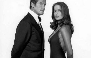 Roger Moore and Barbara Bach. The Spy Who Loved Me (1977).... 2
