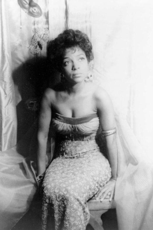 Ruby Dee ( October 27, 1922 - June 11, 2014) photographed by Carl Van Vechten.... 1