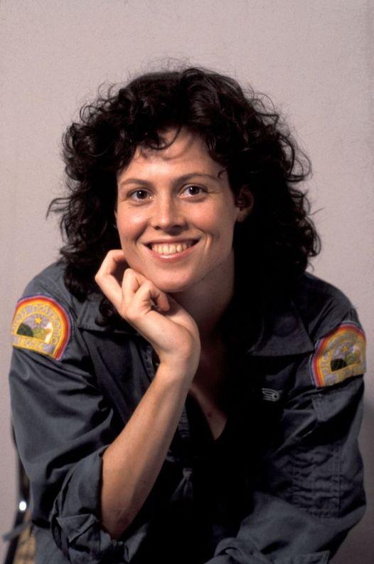 Sigourney Weaver. Ripley. Alien (1979).... 1
