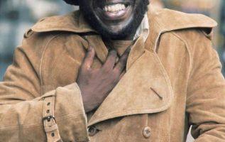 Singer-Songwriter Curtis Mayfield (June 3, 1942 - December 26, 1999).... 5