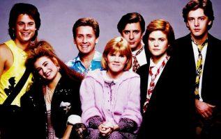 St. Elmo's Fire (1985). Ally Sheedy, Judd Nelson, Emilio Estevez, Demi Moore, Ma... 3