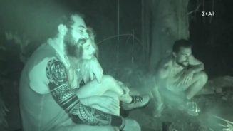 Survivor 2021   Ανάμεικτα τα συναισθήματα στο πρώτο βράδυ αποχώρησης του Αλέξη Παππά   25/04/2021