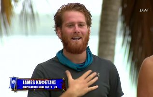 Survivor 2021 | James: Νιώθω ότι είμαι σε πενταήμερη μετά την αποχώρηση του Άλεξ | 25/04/2021