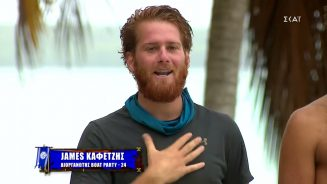 Survivor 2021   James: Νιώθω ότι είμαι σε πενταήμερη μετά την αποχώρηση του Άλεξ   25/04/2021