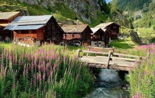 The Land of Beauty Switzerland... 6