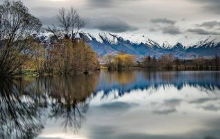 ➤ The Mackenzie Basin (popularly and traditionally known as the Mackenzie Countr... 6