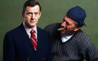 The Odd Couple. Tony Randall and Jack Klugman.... 3