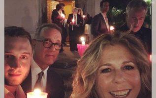 Tom Hanks celebrating Greek Orthodox Easter... 3