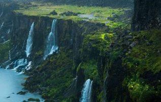 Valle de las cascadas / Islandia... 3