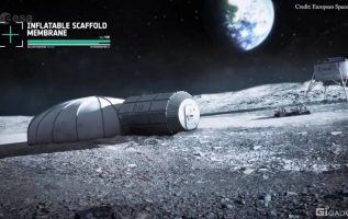 Villages on the Moon built by huge 3D printers and inhabited for months at a ti... 7