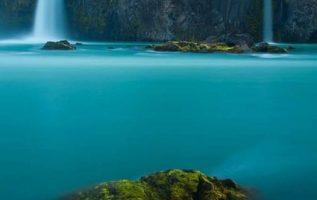 Waterfall of Gods, Iceland !... 5