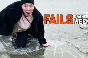 When The Ice Breaks... Fails of The Week | FailArmy 2021