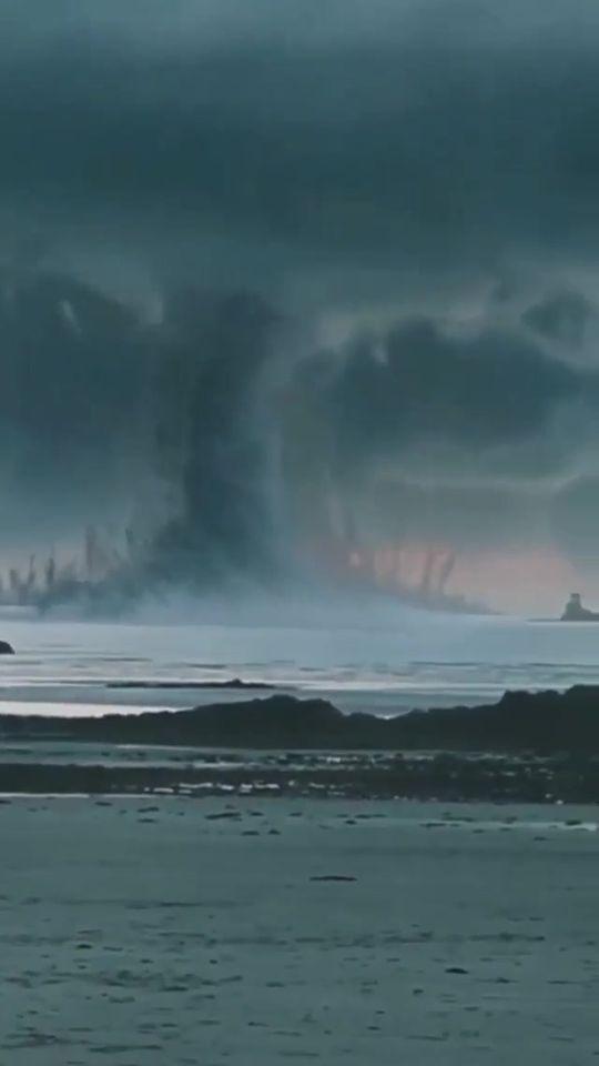 Όταν ο ουρανός συναντά τον ωκεανό... 1