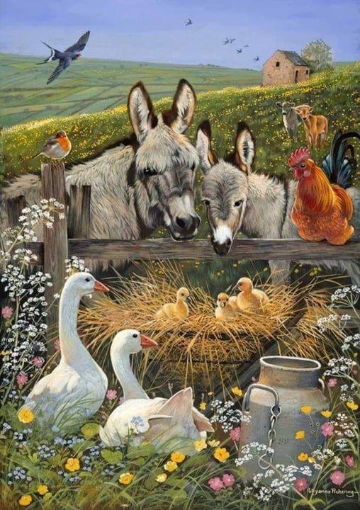 Από την φάρμα των παιδικών παραμυθιών μας !!... 1