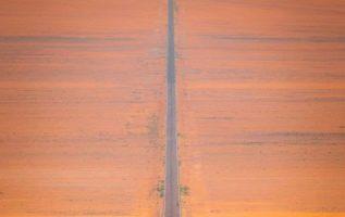 Ατελείωτοι δρόμοι στην Αμερική...