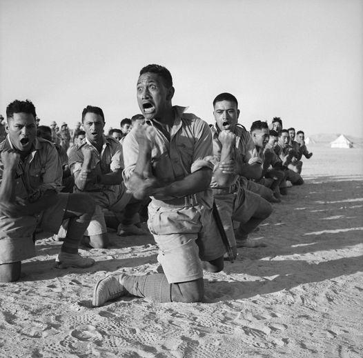 Εσείς το ξέρατε ότι 700 Μαορί εθελοντές πολέμησαν στην Ελλάδα και δη στη μάχη τη... 1