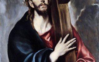 Κάθε άνθρωπος άξιος να λέγεται γιος του ανθρώπου σηκώνει το σταυρό του κι ανεβαί...