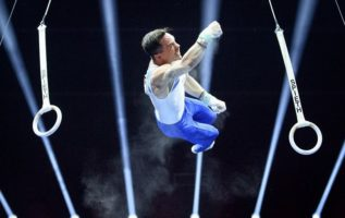 Κατέκτησε το πέμπτο χρυσό του μετάλλιο στο Ευρωπαϊκό Πρωτάθλημα Ενόργανης Γυμνασ...