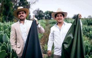 Οι Μεξικανοί έμαθαν πώς να φτιάχνουν δέρμα από κάκτους...