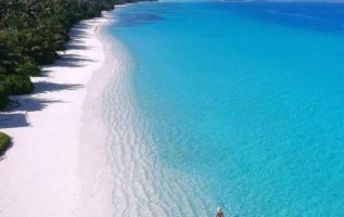 Παραλία Ζανζιβάρης Τανζανία...