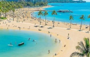 Σας αρέσουν οι διπλές παραλίες;...