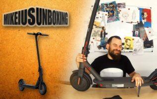 Τελικά χρειάζεσαι τη σέλα; Mi Scooter - Mikeius Unboxing