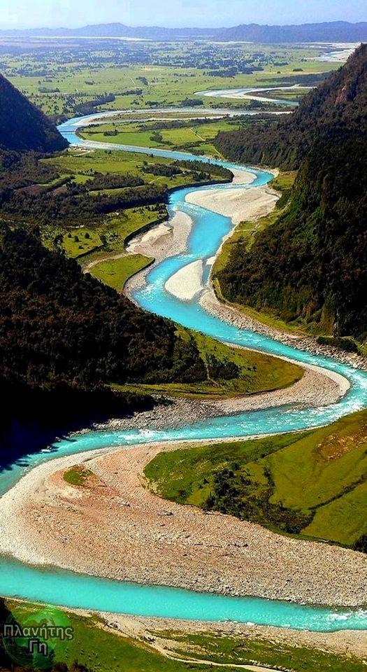Φοβερό τοπίο Westland, Νέα Ζηλανδία.... 1