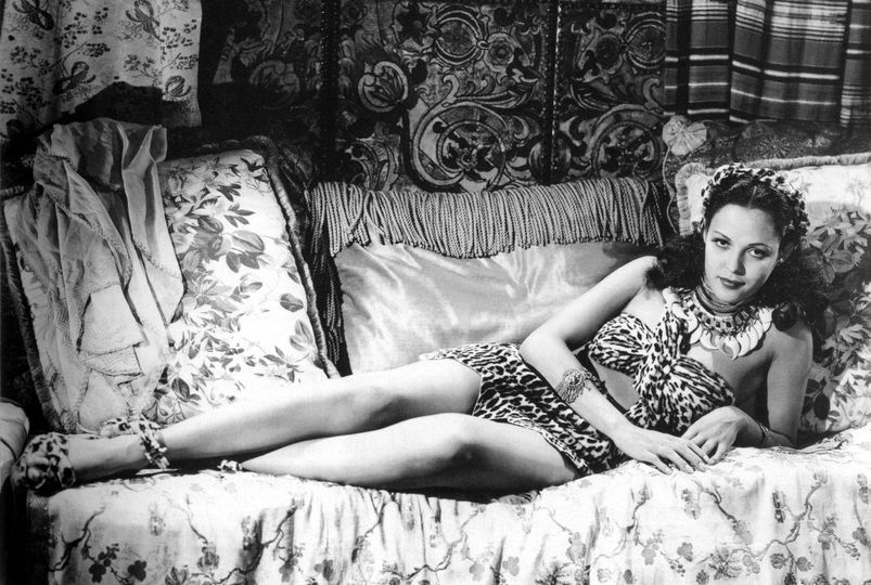 Acquanetta (July 17, 1921 - August 16, 2004) in Tarzan and the Leopard Woman (19... 1