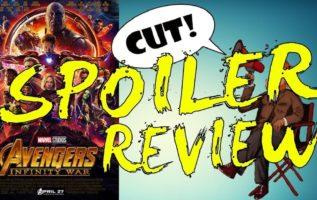 Avengers: Infinity War Κριτική ΜΕ SPOILER