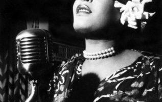 Billie Holiday (April 7, 1915 - July 17, 1959)....