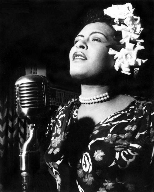 Billie Holiday (April 7, 1915 - July 17, 1959).... 1