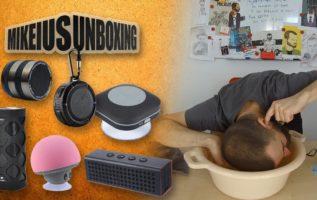 Bluetooth ηχεία: η εκδίκηση - Mikeius Unboxing