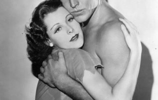 Buster Crabbe and Frances Dee in King of The Jungle (1933)....