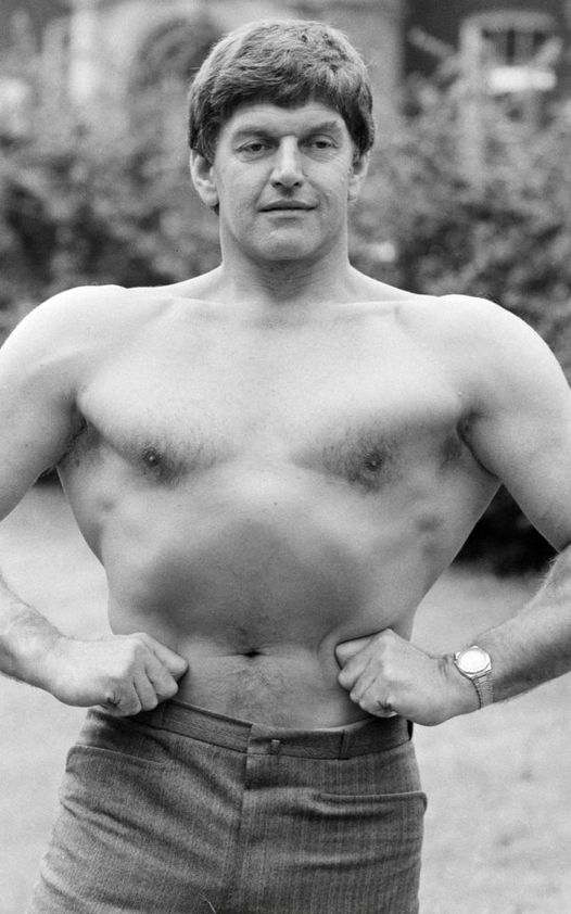 David Prowse (July 1, 1935 - November 28, 2020).... 1
