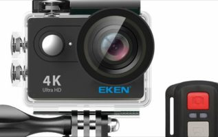 Eken 4k Ultra HD  Shots from car, scooter, underwater and time lapse.