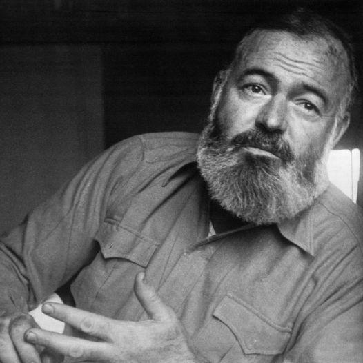 Ernest Hemingway (July 21, 1899 - July 2, 1961).... 1