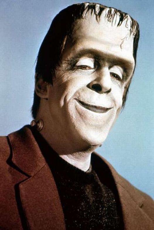 Fred Gwynne. (July 10, 1926 - July 2, 1993) Herman Munster.... 1