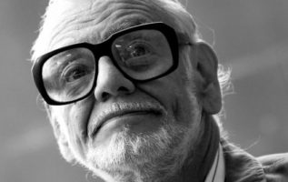 George A. Romero (February 4, 1940 - July 16, 2017) who brought us The Night of ...