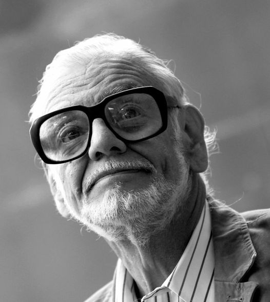 George A. Romero (February 4, 1940 - July 16, 2017) who brought us The Night of ... 1