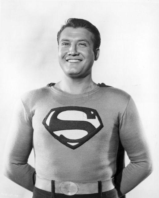 George Reeves. Superman.... 1