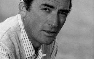 Gregory Peck....