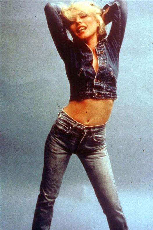 Happy Birthday to Debbie Harry who turns 76 today!... 1