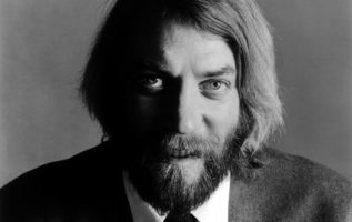 Happy Birthday to Donald Sutherland who turns 86 today!  Photo by Jack Robinson ...