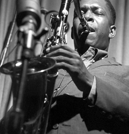 John Coltrane (September 23, 1926 - July 17, 1967)... 1